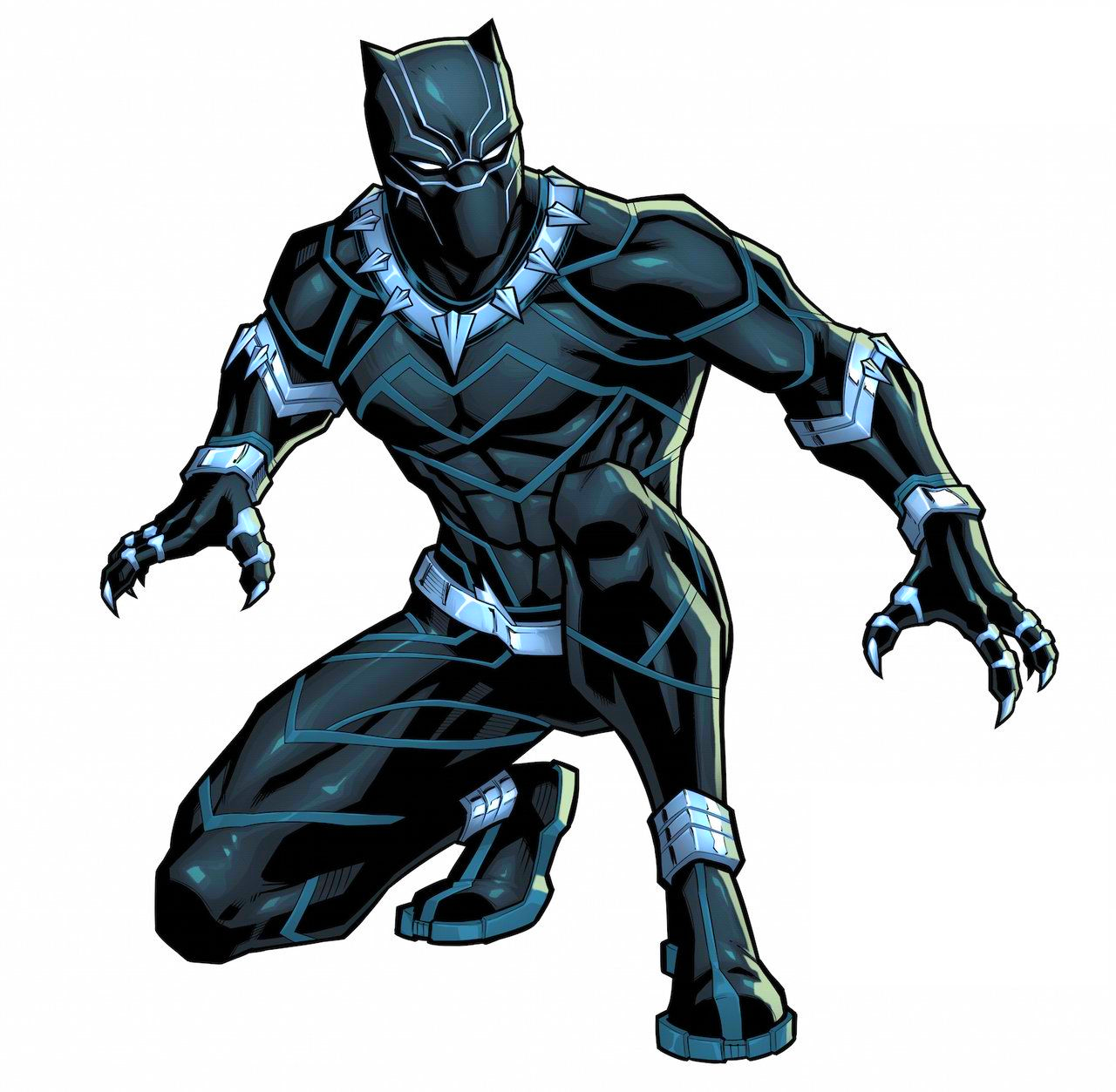 Classic Marvel Forever - MSH Classic RPG | Black Panther