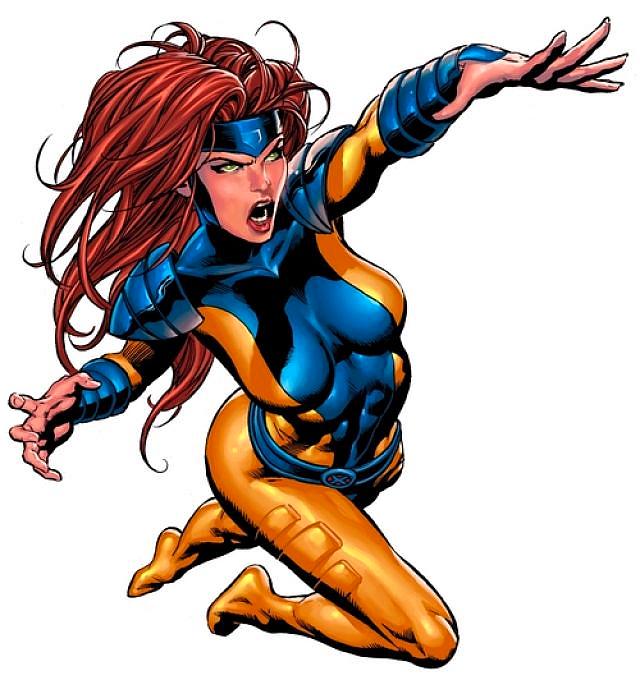 Classic Marvel Forever - MSH Classic RPG   Marvel Girl