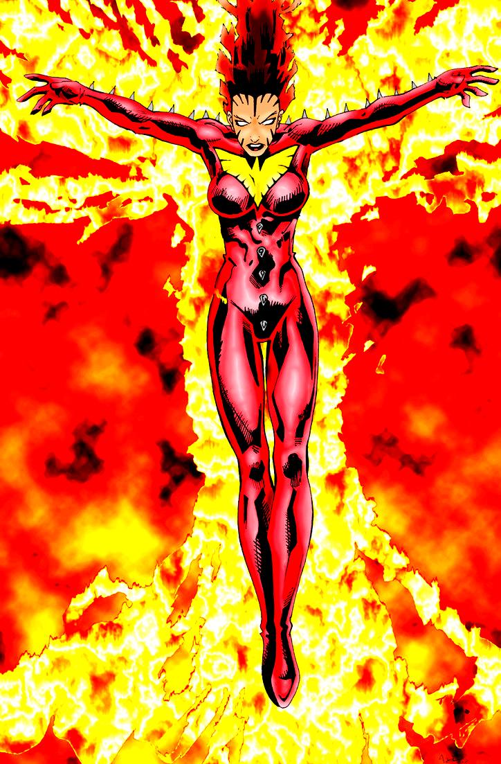Classic Marvel Forever Msh Classic Rpg Phoenix Ii